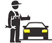 Car, Trucks, Digger, Bike Repair/Service